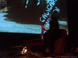 Graeae, Das Cabinett des Dr. Caligari
